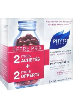 Phyto Phytophanere Kapsül 2x120 Adet