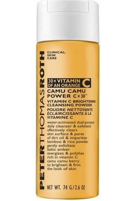Peter Thomas Roth Camu Camu Cx30 Vitamin C Brıghtenıng Powder Cleanser 74 gr
