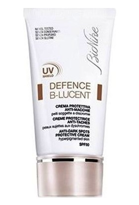 Bionike Defence B-Lucent Anti Dark Spots Protective Cream Spf50 40 ml