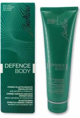 BioNike Defence Body Stretch Mark Elasticizing Cream Çatlak Kremi 150 ml