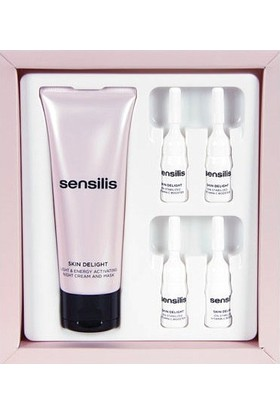 Sensilis Skin Delight SET 75 ml 4*2ml