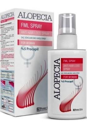 Alopecia Fml Sprey 60 ml - Saç Dökülmesine Karşı Sprey
