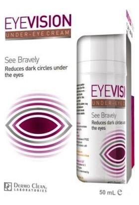 Dermo Clean Eyevision Göz Altı Morluk Kremi 50 ml
