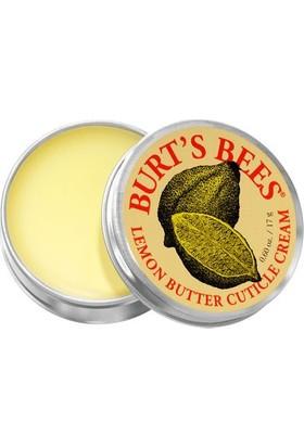 Burt s Bees Lemon Butter Cuticle Cream Limon Yağı İçeren Tırnak Eti Bakım Kremi 17 g