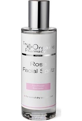 The Organic Pharmacy Rose Facial Spritz Gül Özlü Hassas Cilt Yatıştırıcı Tonik 100ml