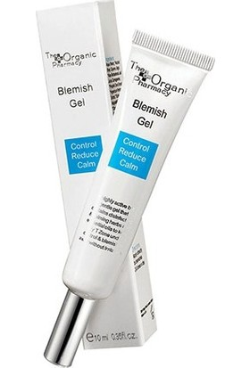 The Organic Pharmacy Blemish Gel Lekeli Ciltler İçin Jel 10ml