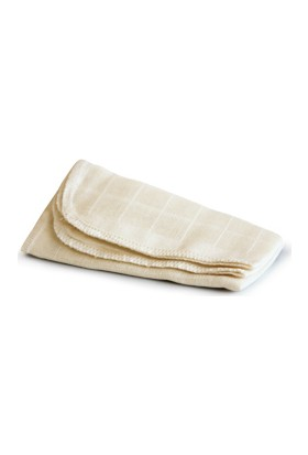 The Organic Pharmacy Organic Muslin Cloth %100 Organik Temizleyici Bez