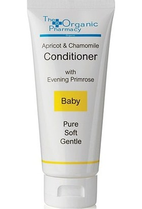 The Organic Pharmacy Apricot & Chamomile Conditioner 100ml