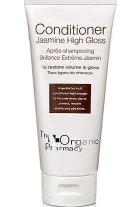 The Organic Pharmacy Conditioner Jasmine High Gloss Normal ve Karma Saç Kremi 200ml