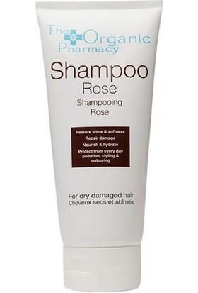 The Organic Pharmacy Rose Shampoo Gül İçerikli Kuru ve Normal Saç Şampuanı 200ml