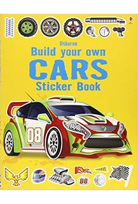 Build Your Own Cars With Stickers