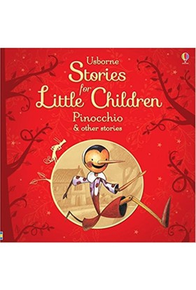 Usborne Stories For Little Children Pinocchio And