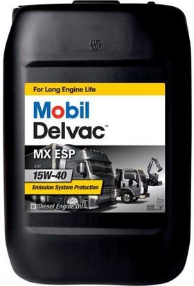 Mobil Delvac Mx ESP 15W-40 - 20 Litre
