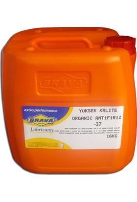 Brava Organic Kırmızı Antifriz -37° C - 16 kg