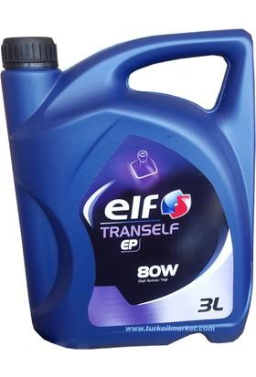Elf Tranself EP 80W - 3 Litre