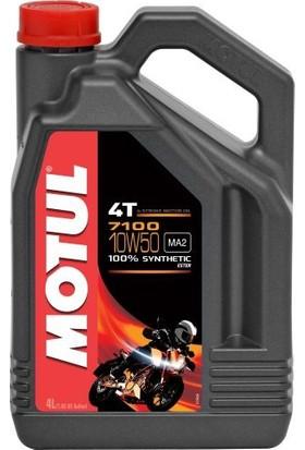 Motul 7100 10W-50 4T - 4 Litre