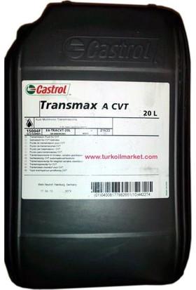 Castrol Transmax A CVT - 20 L