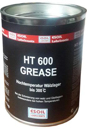 Esoil HT 600 +300C Yüksek Isıya Dayanıklı Teflonlu Gres - 1 kg