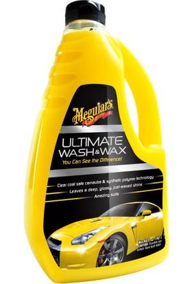 Meguiars Ultimate Wash & Wax - Boya Koruyucu Parlatıcı Şampuan 1,42 lt