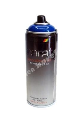 Motip Carat Parlak Gök Mavisi Sprey Boya - 400 ml RAL5015