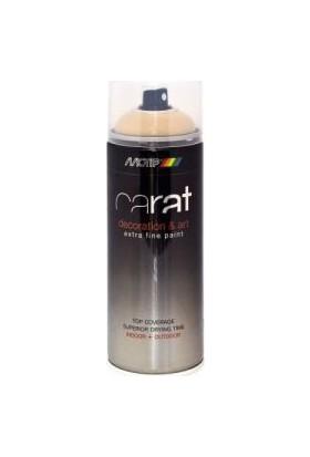 Motip Carat Parlak Kırık Beyaz Sprey Boya - 400 ml RAL1013