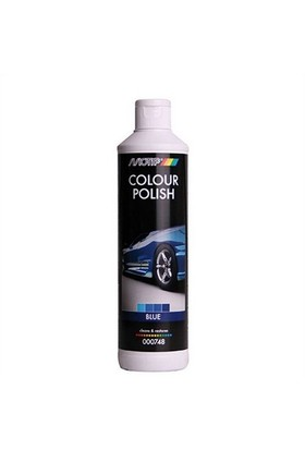 Motip Colour Polish Mavi Renkli Cila - 500 ml