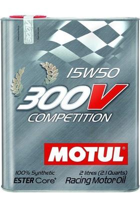 Motul 300V Competition 15W-50 - 2 litre