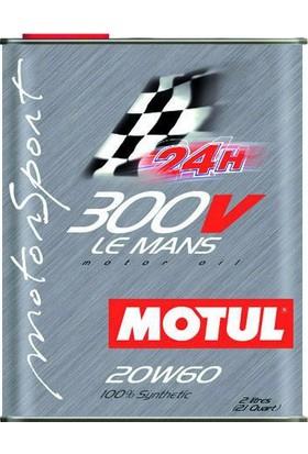 Motul 300V Le Mans 20W-60 - 2 litre