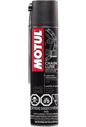 Motul C2 Chain Lube Sprey - 400 ml Zincir Yağ