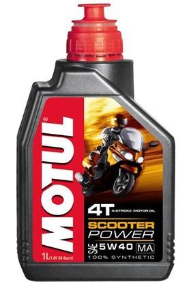 Motul Scooter Power 5W-40 MA 4T - 1 Litre