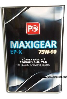 Po Maxigear EP X 75W-90 - 15 kg