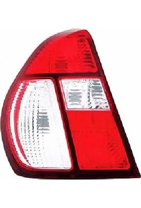 RENAULT CLIO II SOL STOP LAMBASI ŞEFFAF DUYLU 8200403981