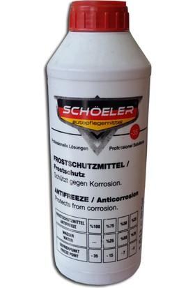 Schoeler Antifriz Kırmızı - 35 C - 1,5 litre