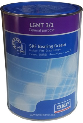 SKF LGMT 3/1 - 900 GR Genel Amaçlı NLGI 3 Gresi