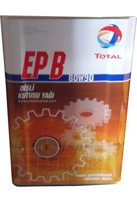 Total EP B 80W-90 - 16 kg