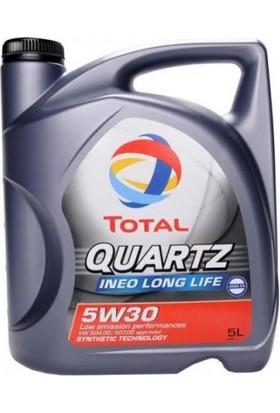 Total Quartz Ineo LongLife 5W-30 - 5 L