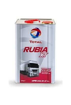 Total Rubia XT 20W-50 - 16 kg