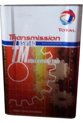 Total Transmission TM 85W-140 - 16 kg