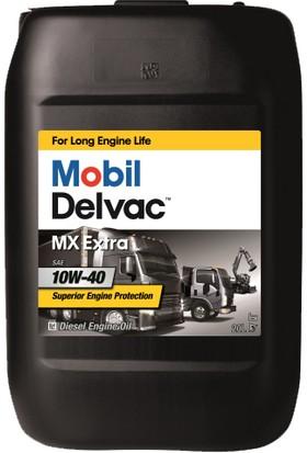 Mobil Delvac MX Extra 10W-40 - 20 Litre