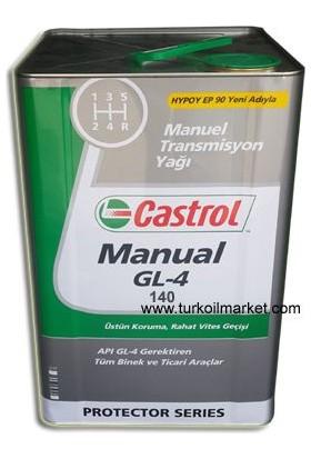 Castrol MANUAL 140 - 16 kg
