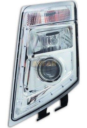 KOMPLE FAR SOL LED PARK VOLVO VERSİYON 3