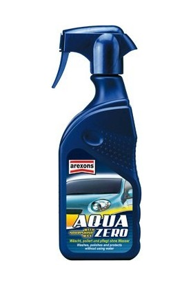 Arexons Aqua Zero Susuz Temizleyici ve Parlatıcı 400 ml