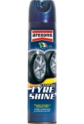 Arexons Lastik Parlatıcı Köpük - 400 ml