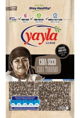 Yayla 500 Gr Gurme Chia Tohumu