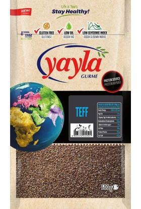 Yayla Gurme 500 Gr Teff