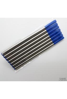 Roller Kalem Yedeği Mavi 7'li Paket - Roller Kalem Ucu