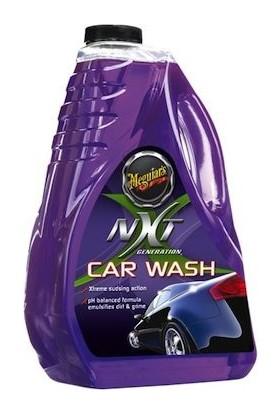 Meguiars NXT Car Wash - Cilalı Oto Şampuanı 1.89 Lt