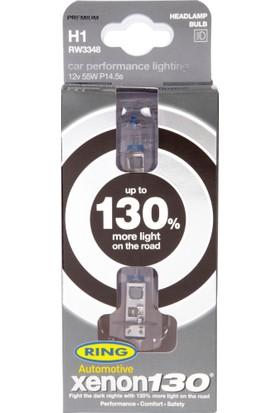 Xenon 130 H1 %130 Fazla Işık 12v 55w - Far Ampul Seti