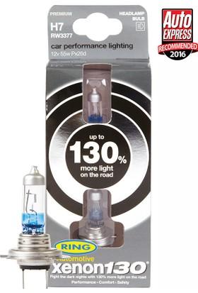Xenon 130 H7 %130 Fazla Işık 12v 55w - Far Ampul Seti