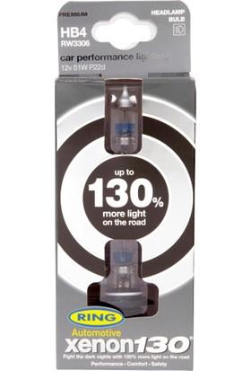 Xenon 130 HB4 %130 Fazla Işık 12v 55w - Far Ampul Seti